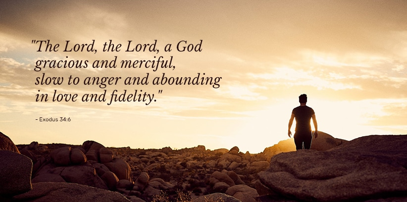God is a merciful