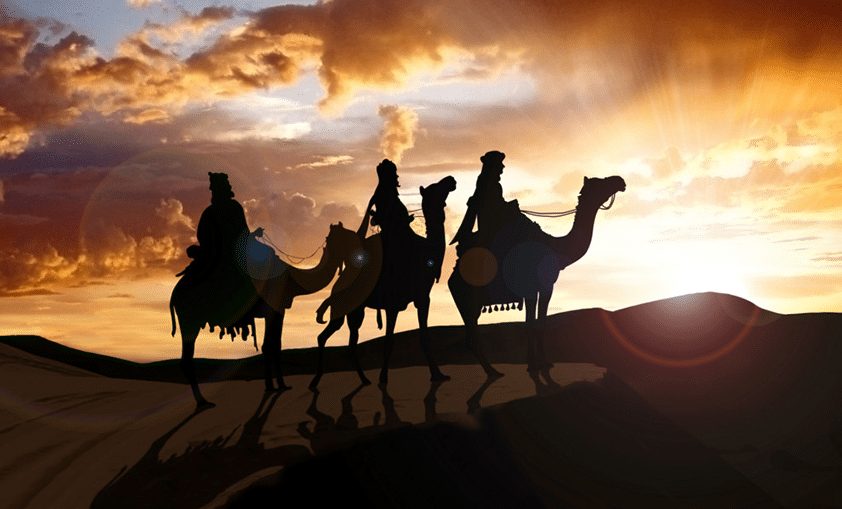 The Epiphany as a Single: Finding Your Own Gold, Frankincense and Myrrh